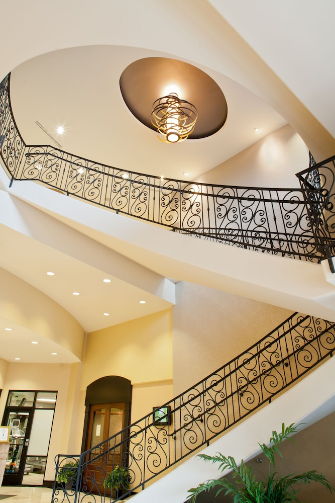 Staircase, Courtyard by Marriott Tacoma Downtown