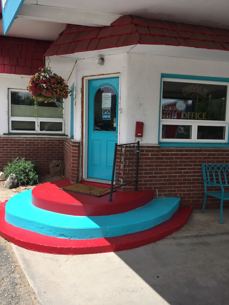 Interior Entrance, Circle R Motel