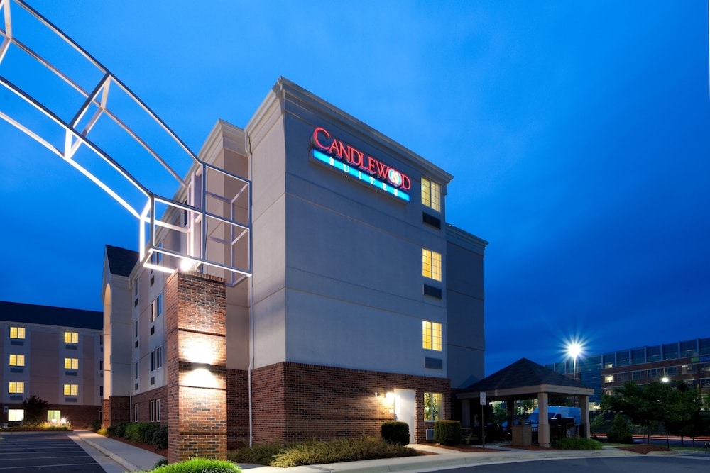 Exterior, Candlewood Suites Washington Dulles Sterling