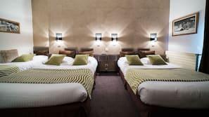 Chambres insonorisées, lits bébés (en supplément), Wi-Fi gratuit