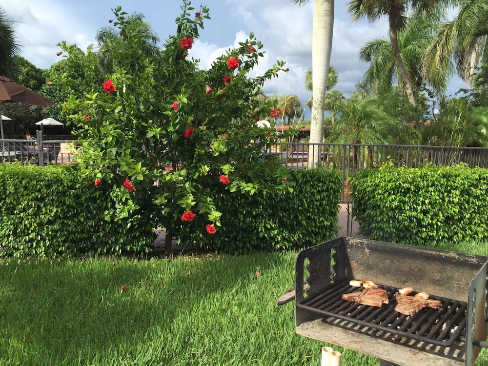 BBQ/Picnic Area, Port of the Islands Everglades Adventure Resort