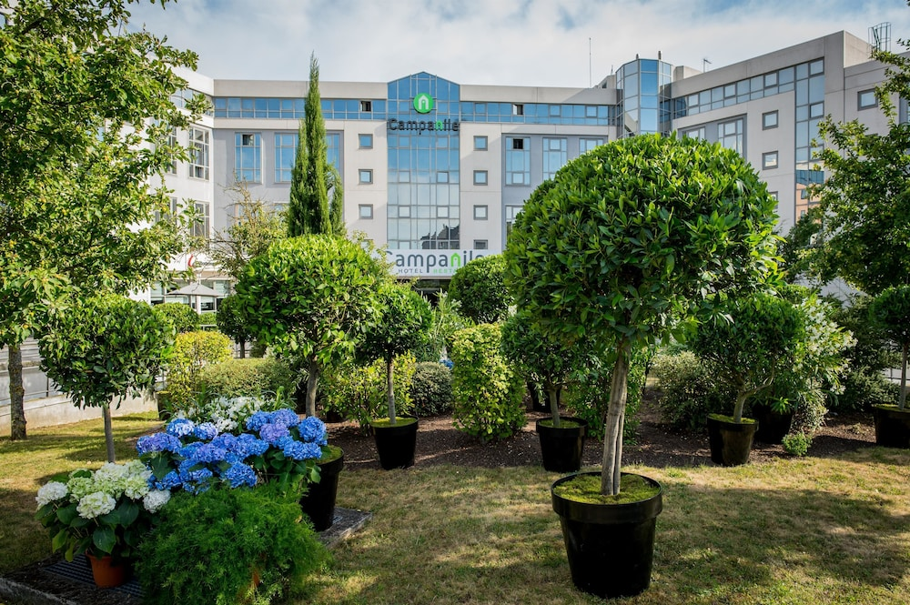 Hotel Campanile Roissy-En-France: 2018 Room Prices, Deals & Reviews ...