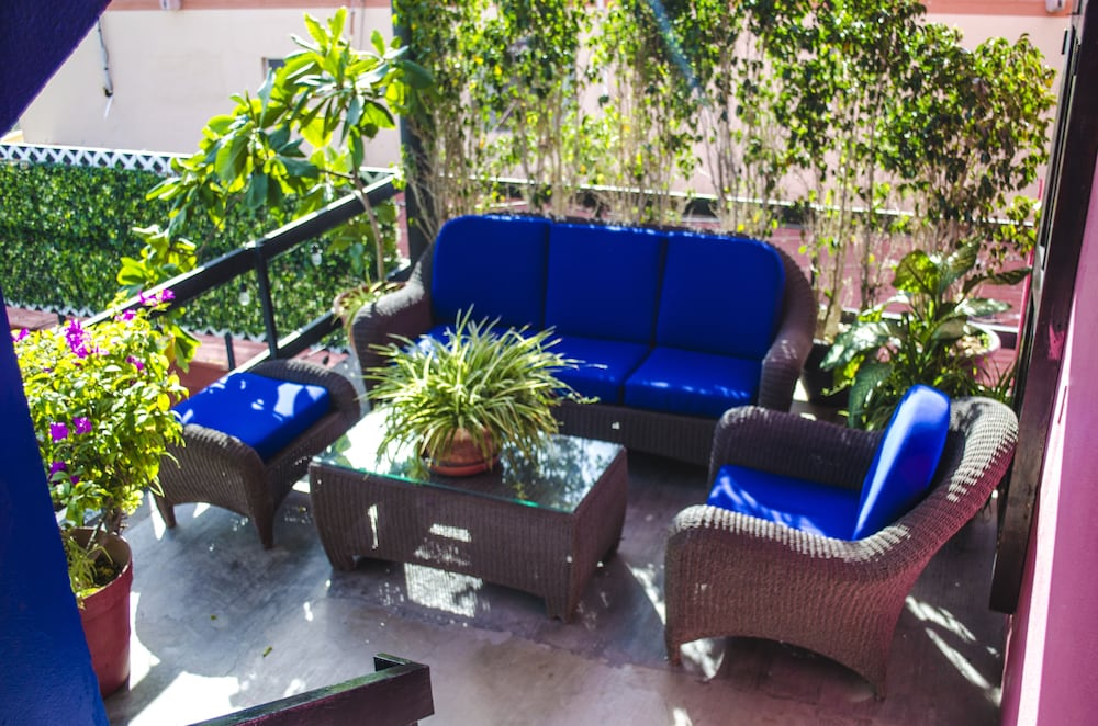 Terrace/Patio, Siesta Suites Hotel