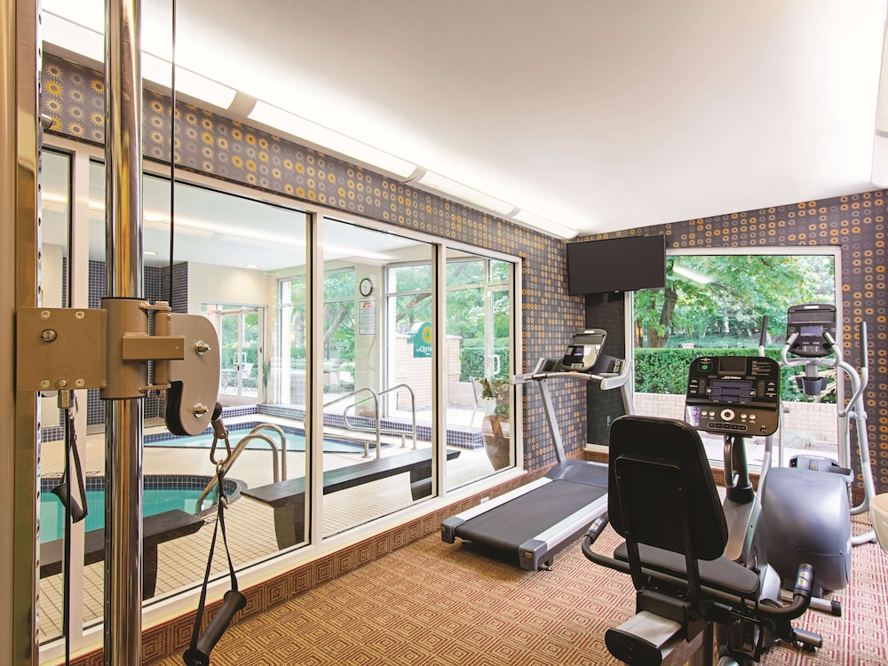 Fitness Facility, La Quinta Inn by Wyndham Vancouver Airport