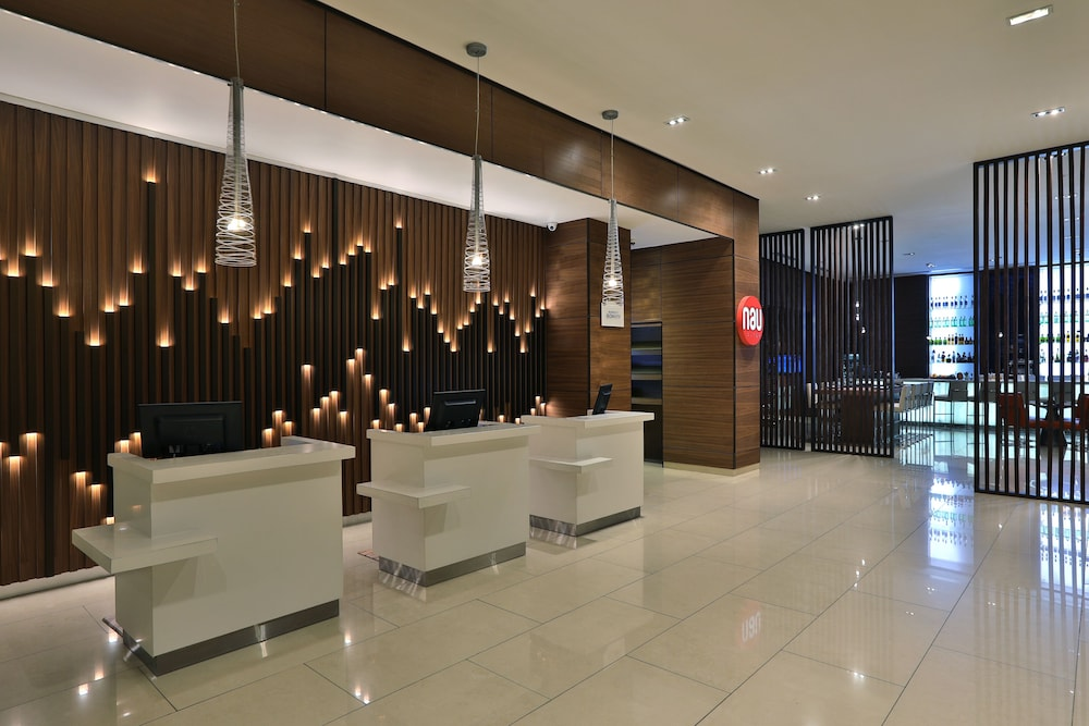 Reception, Courtyard by Marriott Panama Multiplaza Mall