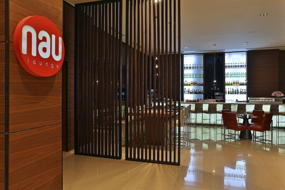 Lobby Lounge, Courtyard by Marriott Panama Multiplaza Mall