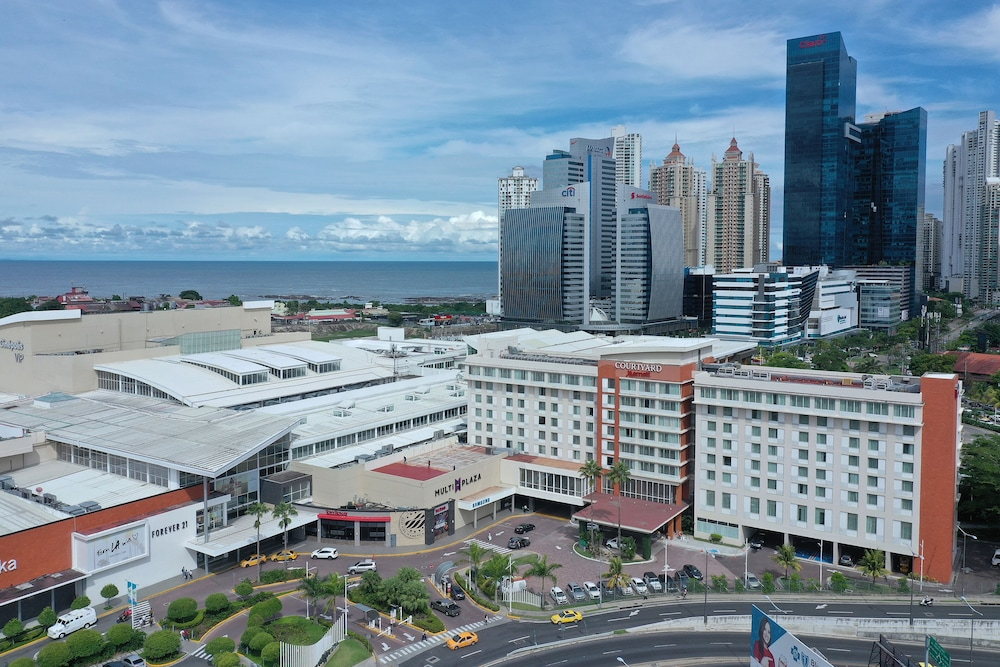 Aerial View, Courtyard by Marriott Panama Multiplaza Mall