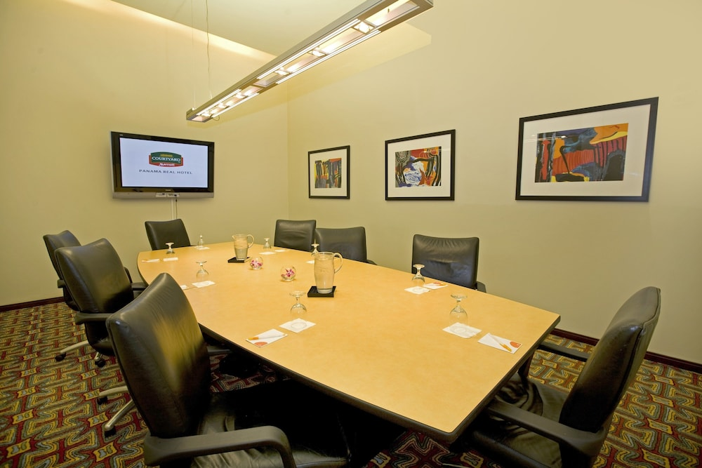 Meeting Facility, Courtyard by Marriott Panama Multiplaza Mall