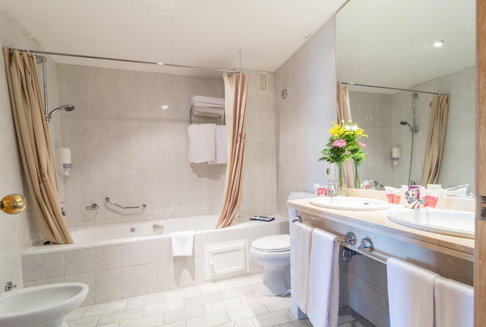 Cuarto de baño hotel bellavista sevilla