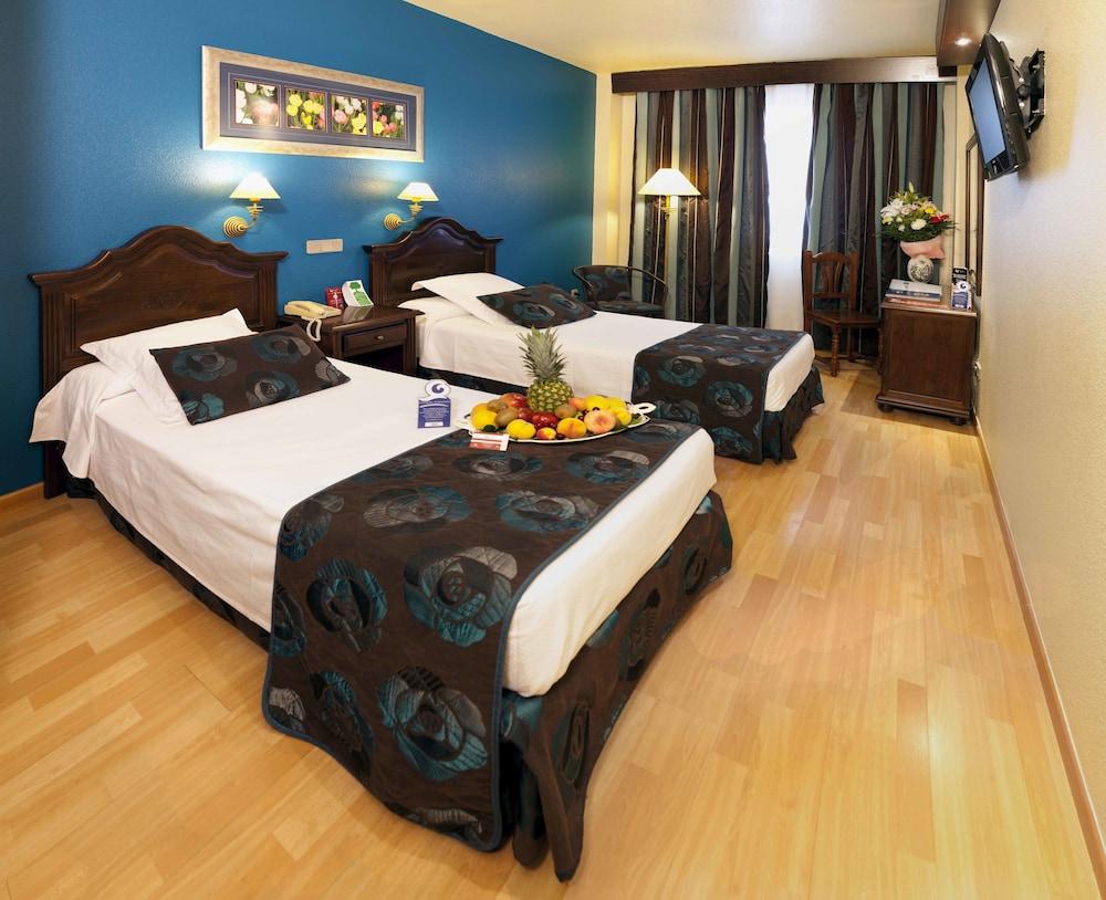 Habitación hotel bellavista sevilla
