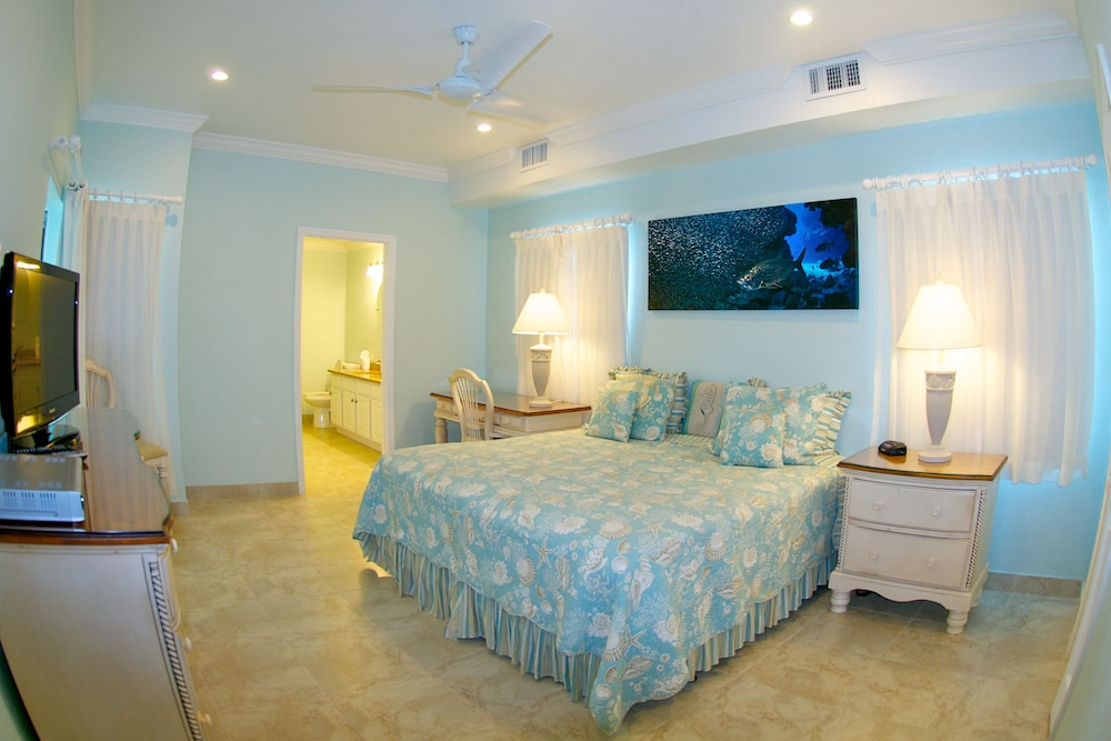 Room, Compass Point Dive Resort