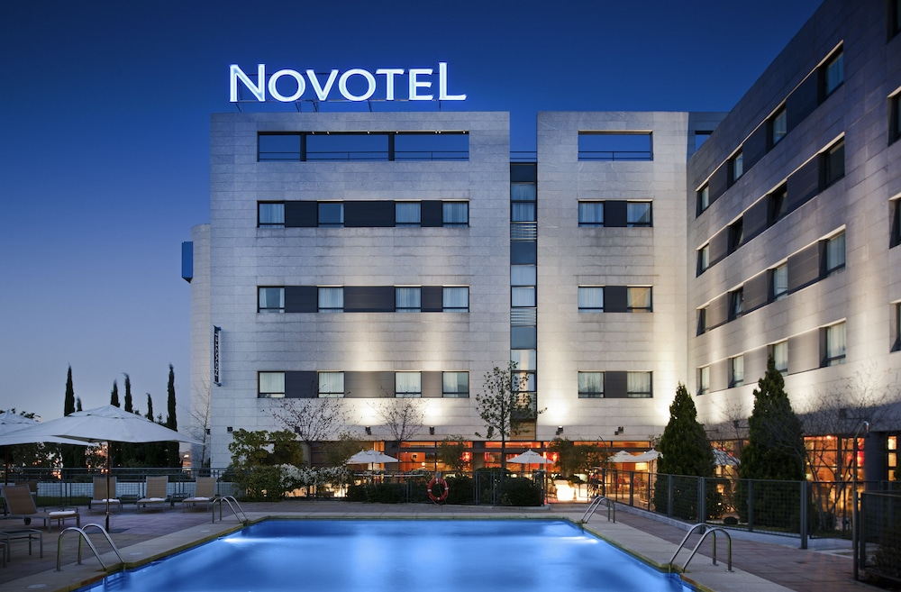 Book Novotel Madrid Sanchinarro Madrid Hotel Deals