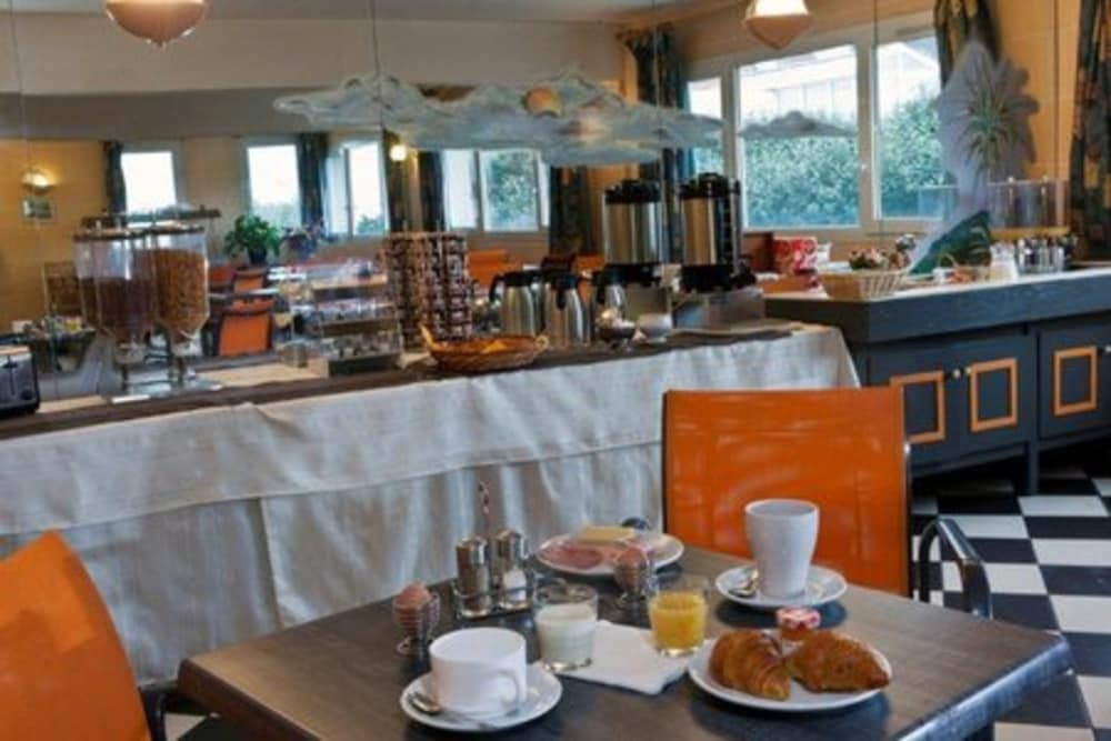 Breakfast Area, Hôtel de la Plage