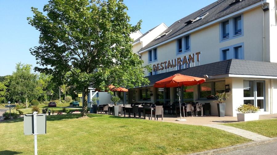 Brit Hotel Rouen Nord Mont Saint-Aignan