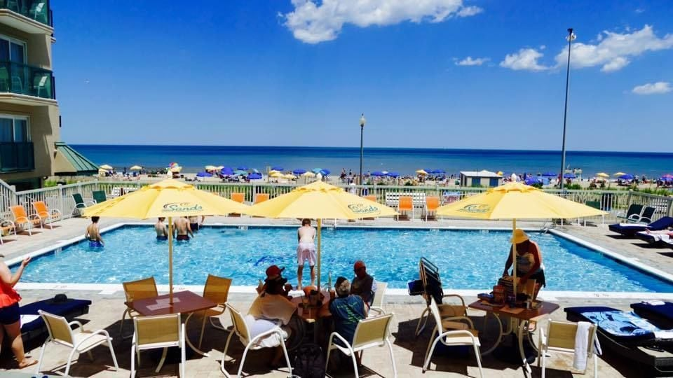 Hotel Rehoboth Rooms