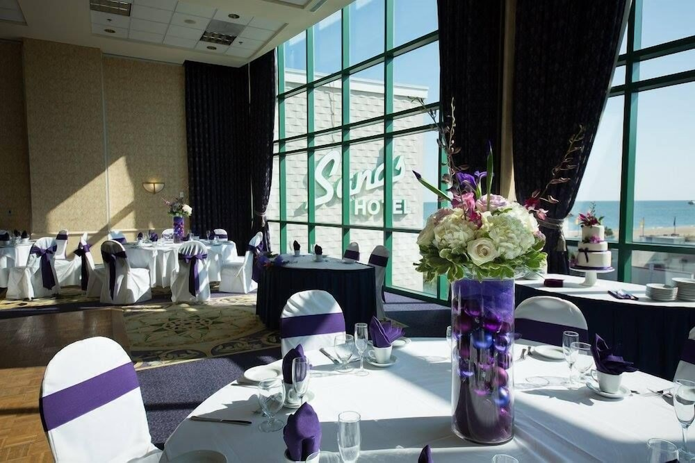 Banquet Hall, Atlantic Sands Hotel & Conference Center