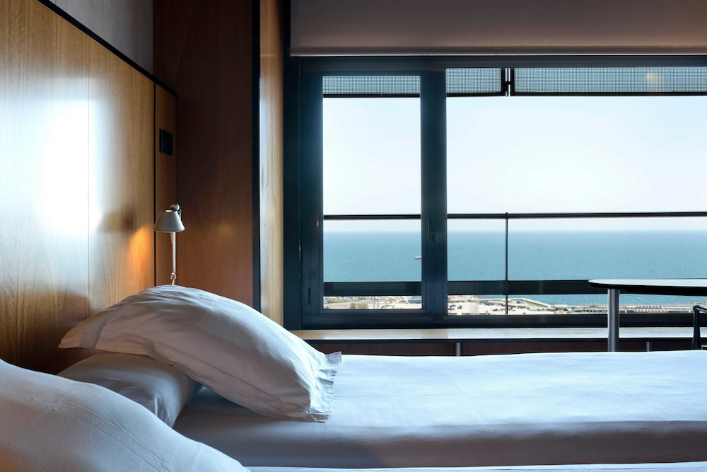 Beach/Ocean View, Hotel Barcelona Princess