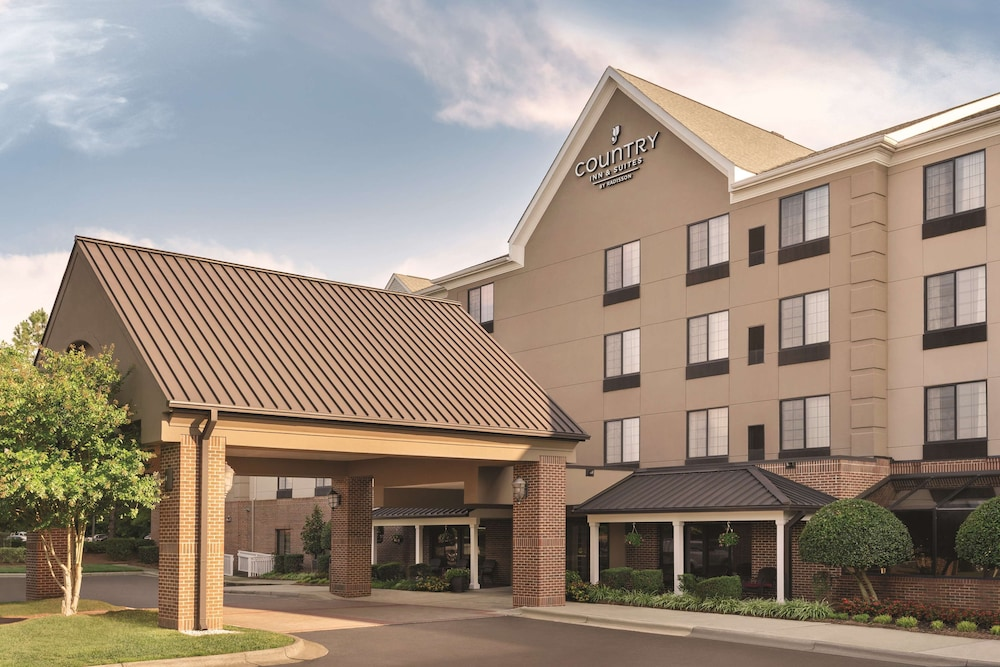 Exterior, Country Inn & Suites by Radisson, Raleigh-Durham Airport, NC