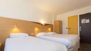 Chambres insonorisées, lits bébé (gratuits), Wi-Fi gratuit, réveils