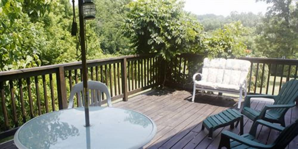 Terrace/Patio, Elk Forge B&B Inn & Day Spa