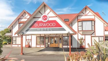 Burwood Manor Motel