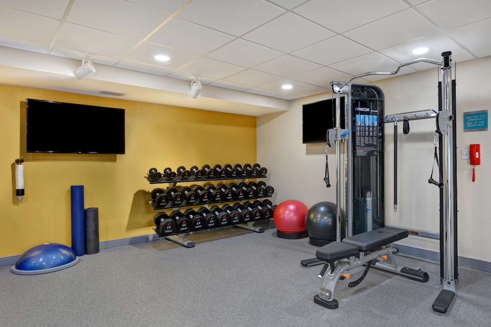 Fitness Facility, Home2 Suites by Hilton Ormond Beach Oceanfront