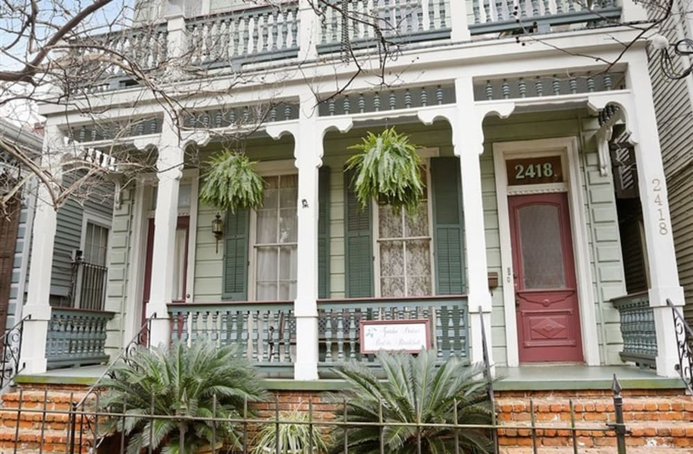 Featured Image, Garden District B&B