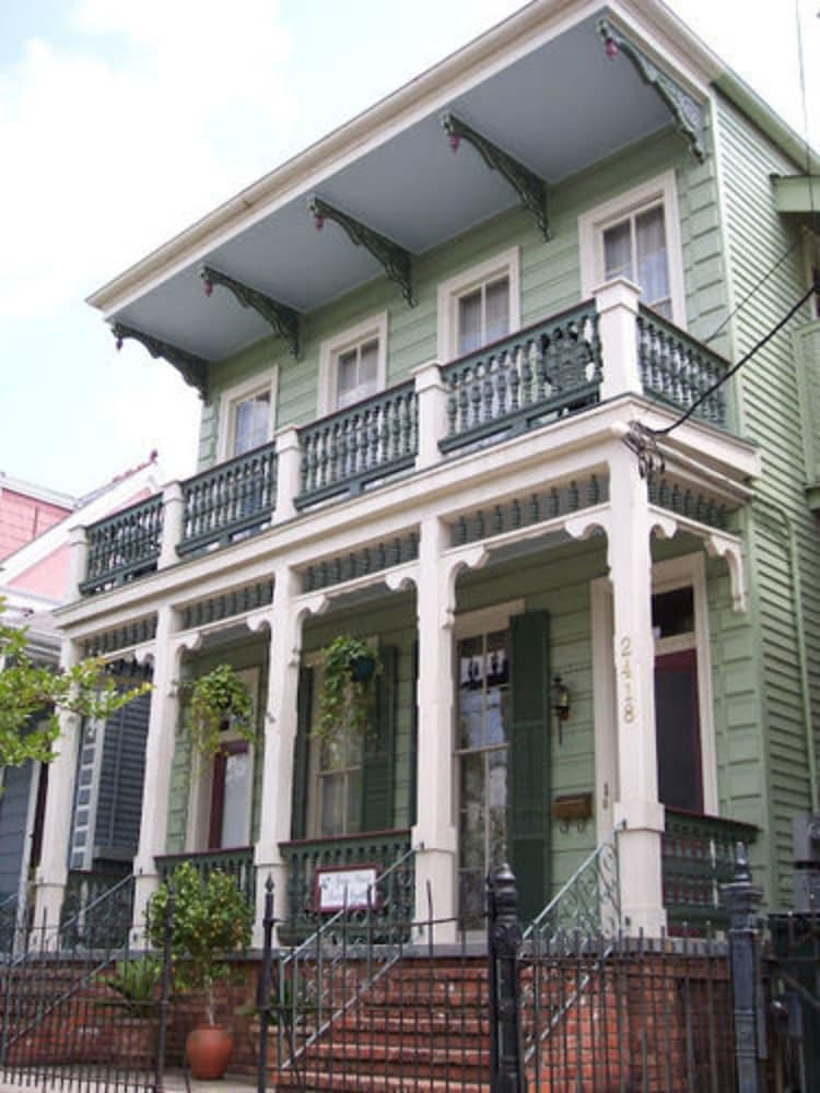 Front of Property, Garden District B&B