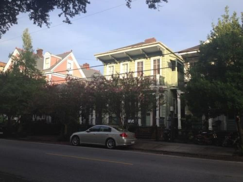 View from Property, Garden District B&B