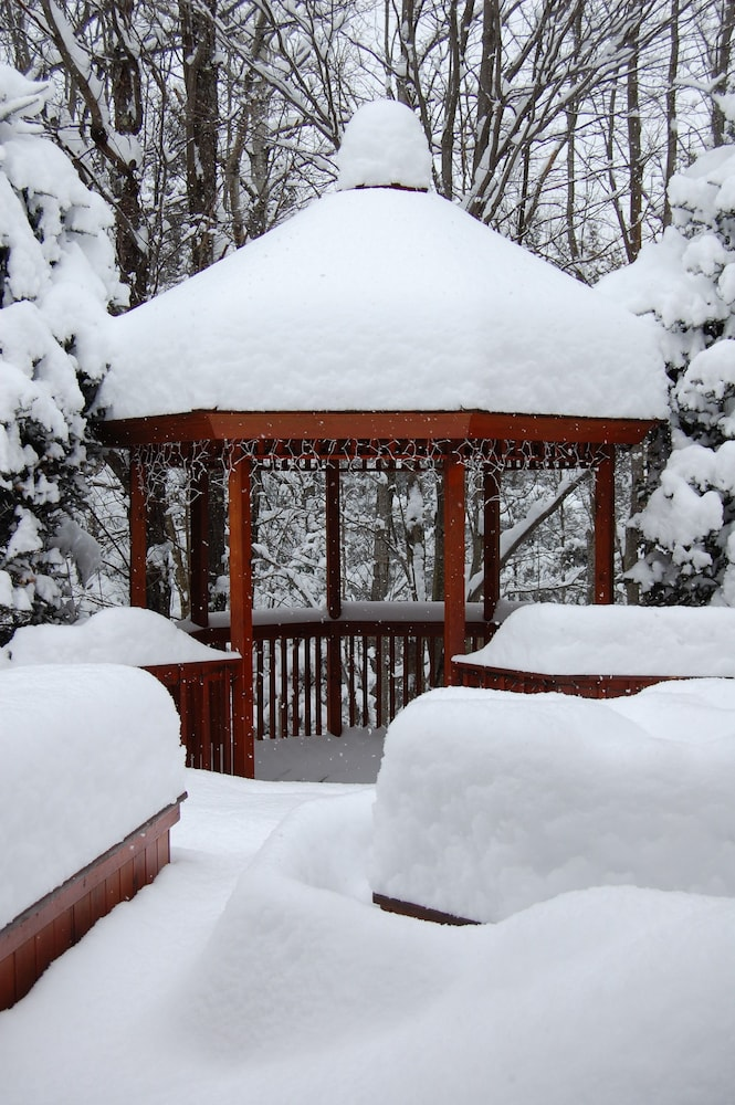 Gazebo, Snowed Inn
