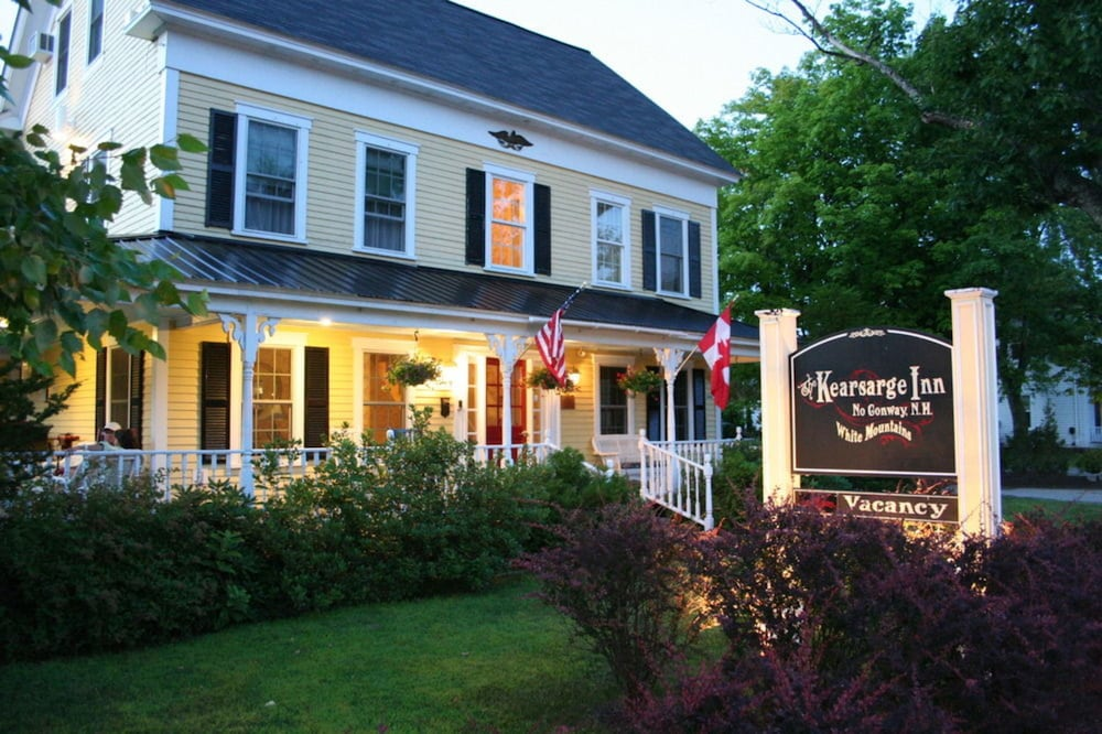 Front of Property, Kearsarge Inn