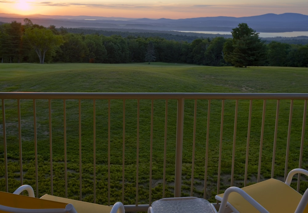 View from Property, Steele Hill Resorts