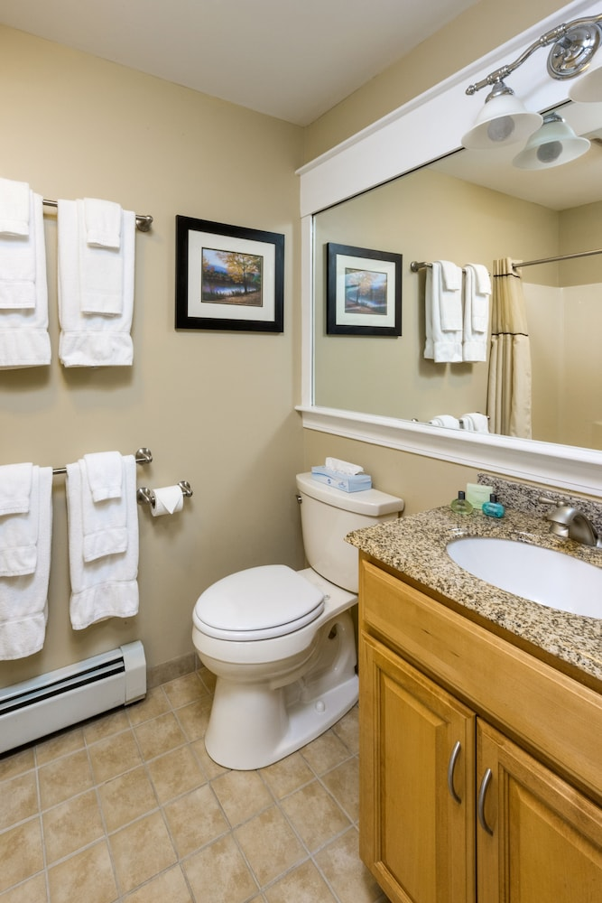Bathroom, Steele Hill Resorts