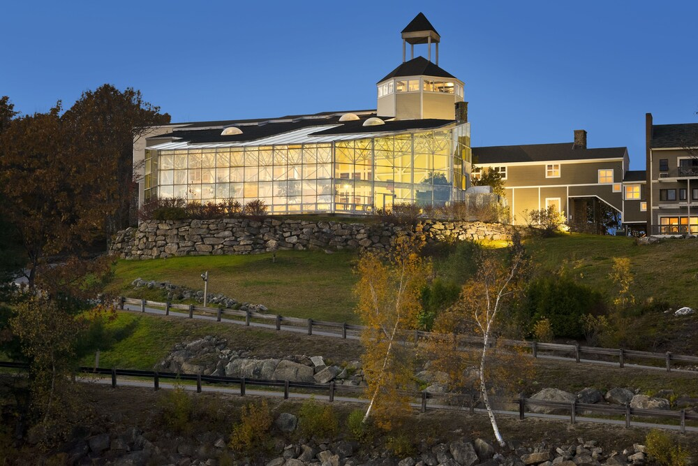 Exterior, Steele Hill Resorts