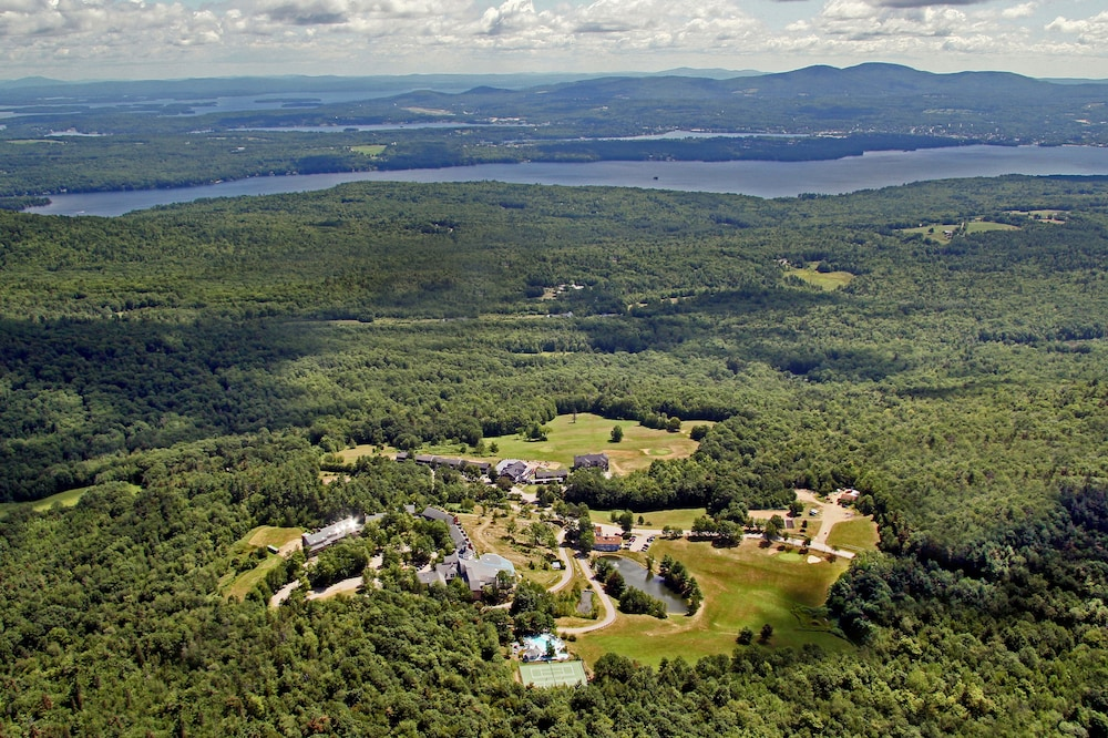 Aerial View, Steele Hill Resorts