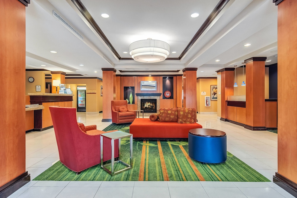Featured Image, Fairfield Inn & Suites by Marriott Worcester Auburn