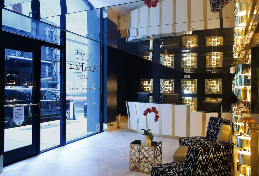 Room mate grace boutique hotel new york usa expedia for Boutique hotels usa