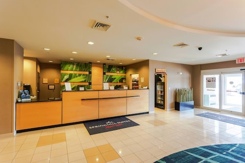 Great Place to stay SpringHill Suites by Marriott Boston Devens Common Center near Devens