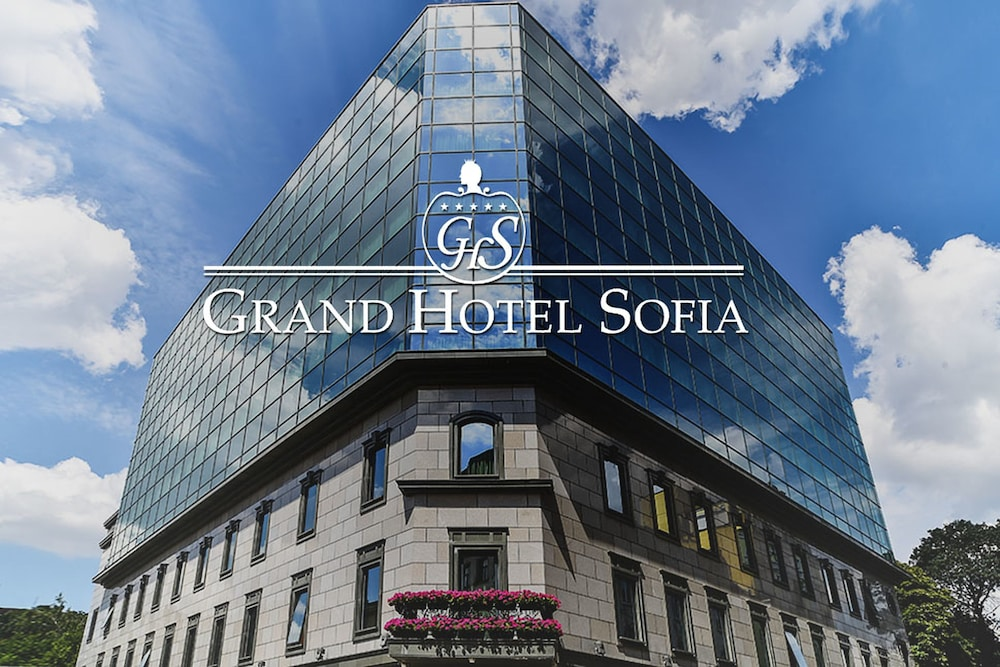 Front of Property, Grand Hotel Sofia