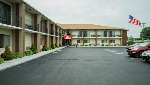 Check Expedia for Availability of Ambassador Inn & Suites