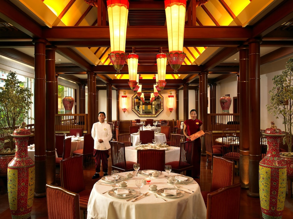 Restaurant, ITC Grand Central, a Luxury Collection Hotel, Mumbai
