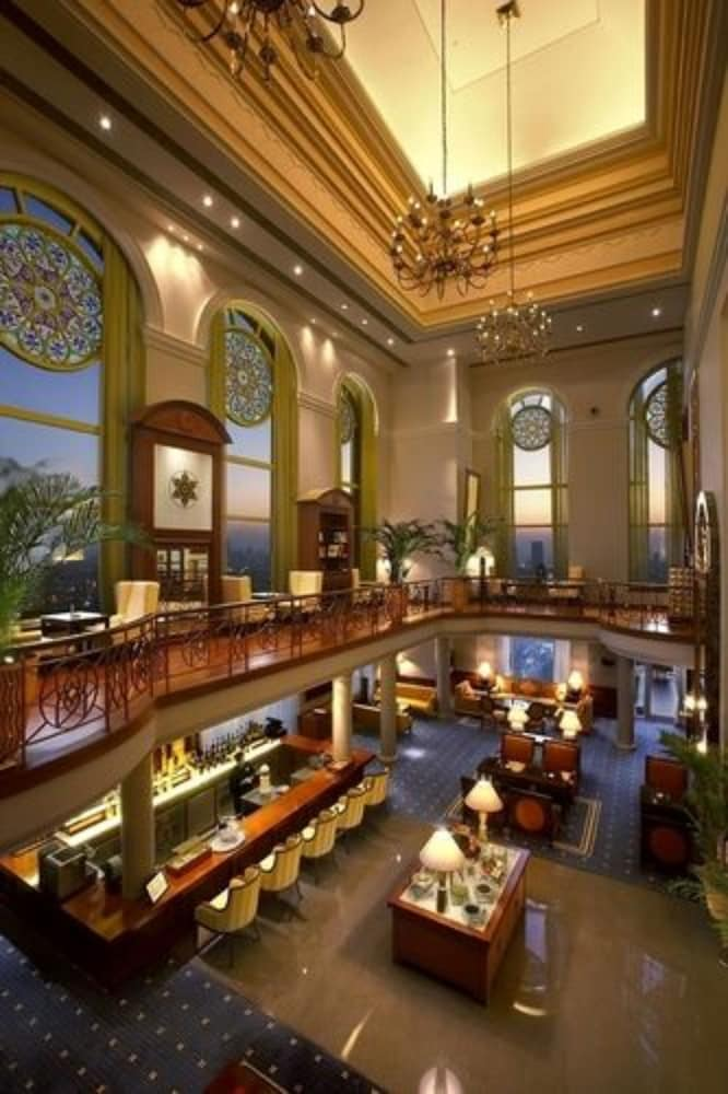 Lobby Lounge, ITC Grand Central, a Luxury Collection Hotel, Mumbai