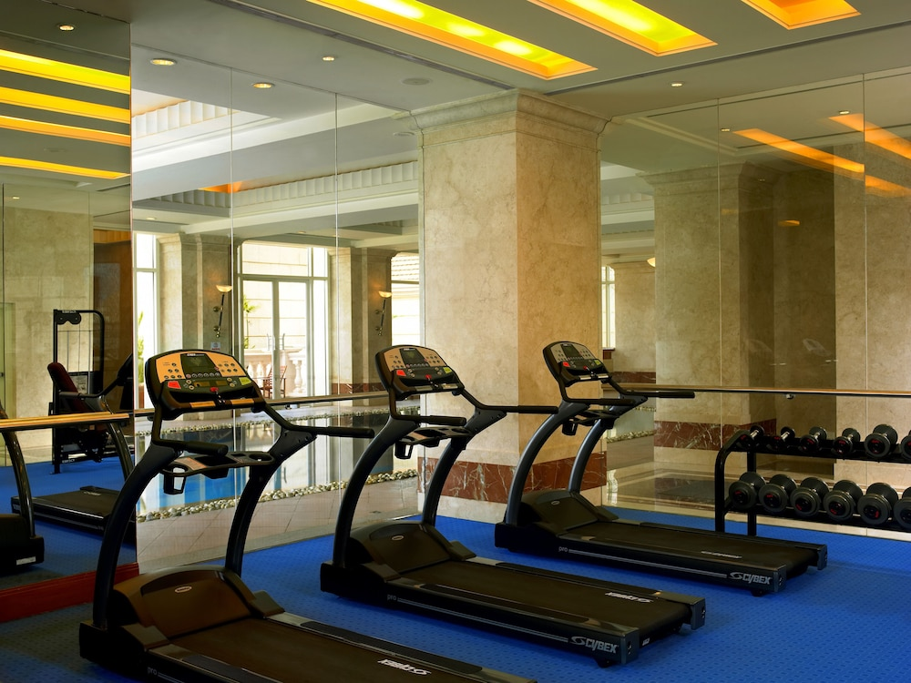 Gym, ITC Grand Central, a Luxury Collection Hotel, Mumbai