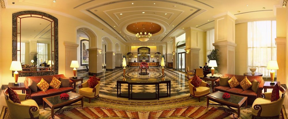 Reception, ITC Grand Central, a Luxury Collection Hotel, Mumbai