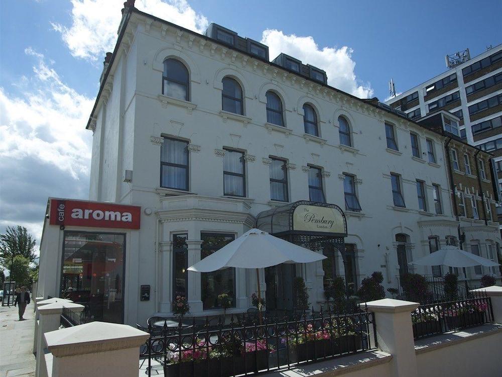 The London Pembury Hotel London Gbr Great Rates At Expediaie