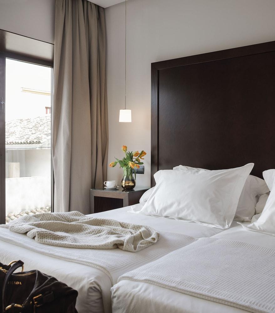 Habitación hotel posada del lucero