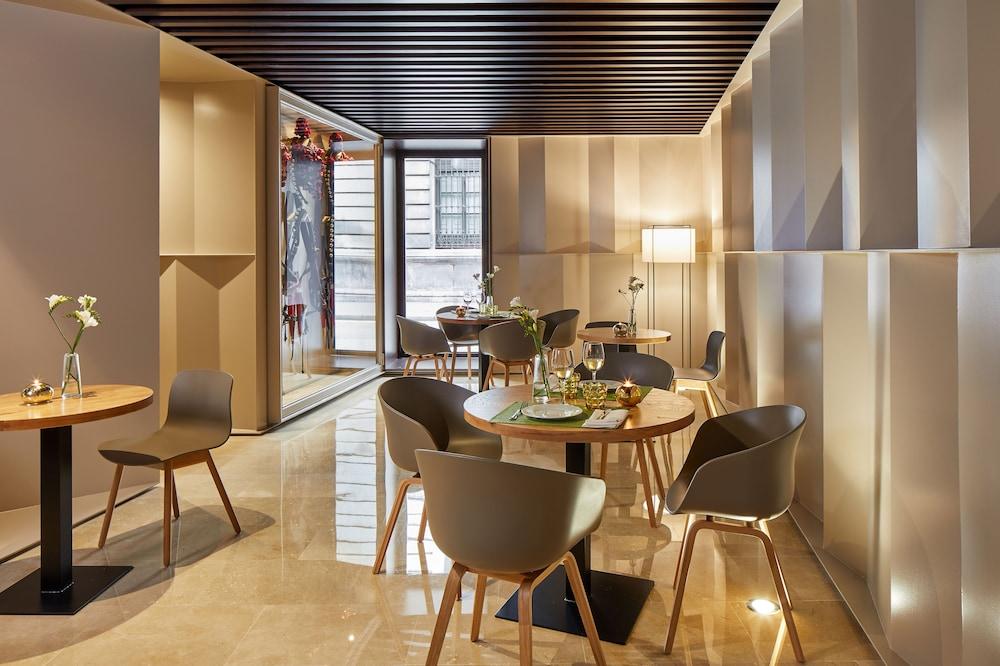 Salón del vestíbulo hotel posada del lucero