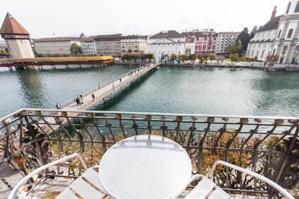 View from Property, Altstadt Hotel Magic Luzern