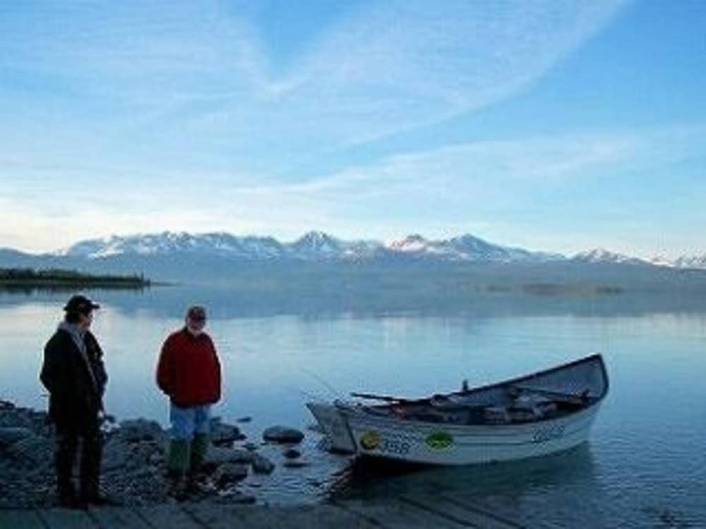 Soldotna alaska fishing lodge soldotna united states of for Alaska fishing lodge