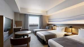1 bedroom, in-room safe, laptop workspace, blackout curtains